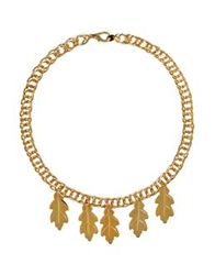 George J. Love Necklaces Gold