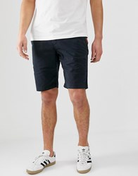 Superdry Chino Shorts In Navy