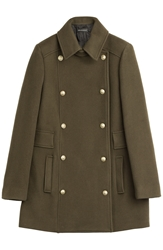 Zadig And Voltaire Marlow Deluxe Wool Coat