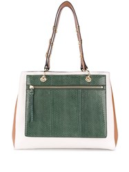 Tila March Anabelle Tote Bag White