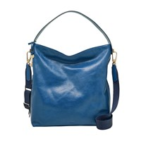Fossil Swh0211001 Ladies Crossbody Bag Blue