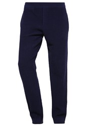 Joseph Tracksuit Bottoms Navy Dark Blue