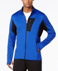 Ideology Id Men's Track Jacket Only At Macy's Royal