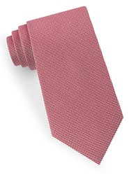 Lord And Taylor Textured Silk Tie