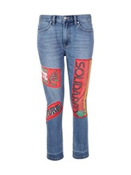 Marc By Marc Jacobs Schoolboy Jeans Blue