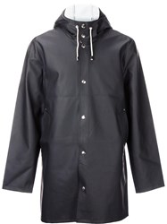 Stutterheim 'Stockholm' Raincoat Black
