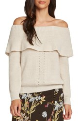 Willow And Clay Off The Shoulder Sweater