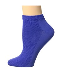 Pearl Izumi W Silk Lite Sock Dazzling Blue Women's Low Cut Socks Shoes