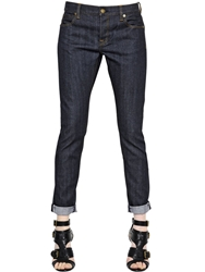 Burberry Stretch Japanese Denim Jeans Dark Blue