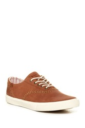 Keds Champion Leather Baseball Sneaker Brown