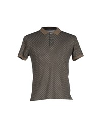 Alpha Massimo Rebecchi Topwear Polo Shirts Men Khaki