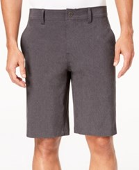 32 Degrees Men's Stretch Shorts Dark Grey