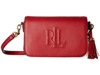 Lauren Ralph Lauren Anstey Carmen Crossbody Red Cross Body Handbags