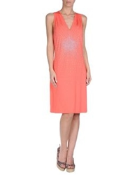 Twin Set Simona Barbieri Cover Ups Coral