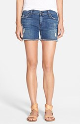Women's James Jeans Slouchy Boyfriend Shorts Indio