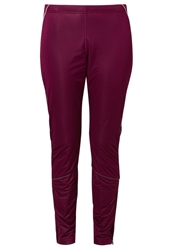 Craft Performance Storm Tights Tracksuit Bottoms Blossom Black Berry