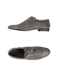 Wexford Lace Up Shoes Dark Brown