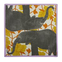 Thomas Paul Thomaspaul Elephant Napkin