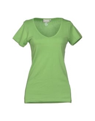 St Martins St Martins T Shirts Light Green