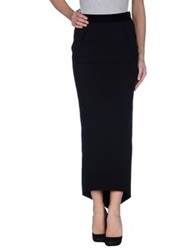Cycle 3 4 Length Skirts Black