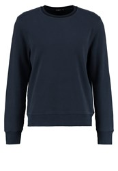 Tiger Of Sweden Hubertz Sweatshirt Outer Blue Dark Blue