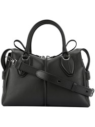 Tod's D Mini Bag Black