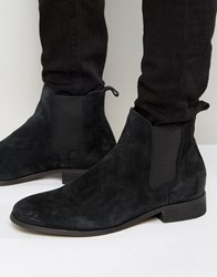Shoe The Bear Gore Suede Chelsea Boots Brown