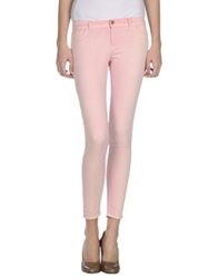 Amy Gee Denim Pants Pink