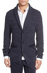 Men's Billy Reid Textured Cardigan