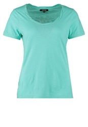 More And More Basic Tshirt Turquoise