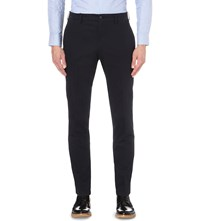 Tiger Of Sweden Herris Cotton Trousers Navy