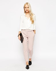 Closet Pleat Front Pants Pink