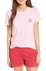 Vineyard Vines Women's Kentucky Derby Patchwork Tee