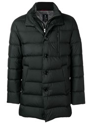 Fay Shell Puffer Jacket Black