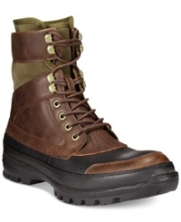 Unlisted By Kenneth Cole Whole Nation Boots Men's Shoes Brown