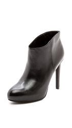Ash Beluga Stiletto Heel Booties Black