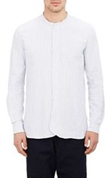 Margaret Howell Oxford Cloth Shirt White