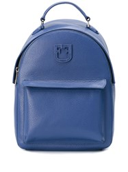 Furla Small Backpack Blue