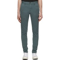 Rag And Bone Green Fit 1 Chino Trousers