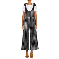 Ace And Jig Johnny Folkloric Cotton Jumpsuit Blackstone
