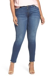 Kut From The Kloth Plus Size Women's Mia Toothpick Stretch Skinny Jeans