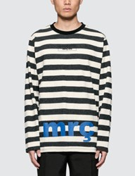 Mr. Completely Striped L S T Shirt
