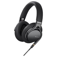 Sony Mdr 1Am2 Over Ear Headphones With Mic Remote Black