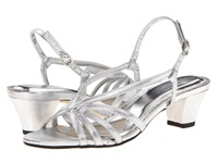 Rose Petals Leash Silver Sheep Women's Sandals