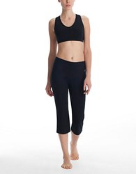 Danskin Yoga Cropped Pants Black