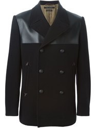 Marc Jacobs Classic Coat Black