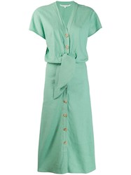 Veronica Beard Giana Dress Green