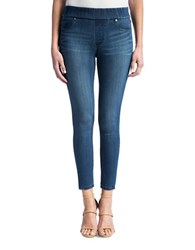 Liverpool Jeans Sienna Textured Pull On Waverly Me