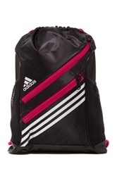 Adidas Strength Sackpack Black