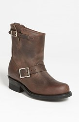 Women's Frye 'Engineer 8R' Leather Boot Gaucho